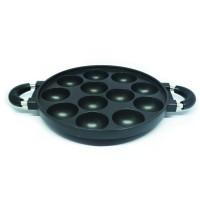 cetakan kue 12 lubang/ takoyaki pa/ ballpan/ ball pan 12 holes
