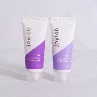 Joylab Clay Pore Mask - Travel Size Package (Lava & Cool Mask) @5ml