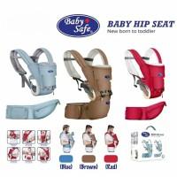Baby Safe Gendongan Bayi 3 Fungsi - Babysafe Hip Seat