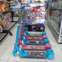 SCOOTER Otoped Mainan Anak Skuter Otopet
