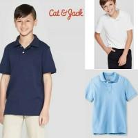 Polo Shirt Anak Laki Cat & Jack Original Qualitas Eksport Keren