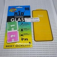 TEMPERED GLASS 5D 6D 9D FULLSCREEN IPHONE X IPHONE XS