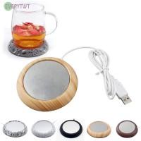 AB EVER*Tea Coffee Cup Mug USB Desktop Warmer Mat Heater Heat