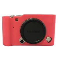 Silicone Case For Fujifilm X-A3 - Pink