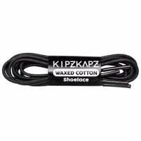 KipzKapz W1 Black 80cm/100cm/115cm/140cm/160cm Tali Sepatu Lilin Bula