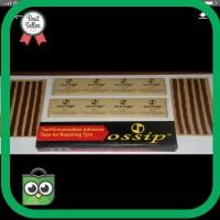 Termurah karet tambal tubeless ossip isi 6 sheet per pack Terlaris