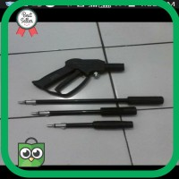 Termurah alat semprot/gun stik jet cleaner steam mobil motor Terlaris