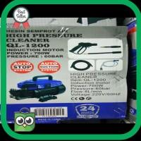Termurah mesin cuci jet cleaner high pressure Hl Ql-1200 Terlaris