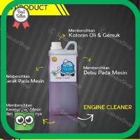 Termurah Pembersih Mesin Mobil (Engine Cleaner) 1 Liter Terlaris