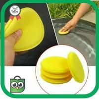 Termurah Applicator pad Busa poles Busa waxing Busa aplikator 10 cm