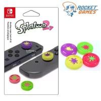 Nintendo Switch Analog Caps / Thumb Grips / Silicon Splatoon 2