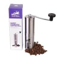 COFFEE MAKER LATINA SUMBA- HANDY COFFEE GRINDER STAINLESS GILINGAN KOP