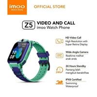 imoo Watch Phone Z5 - HD Video Call / Jam Anak Pintar / Garansi Resmi