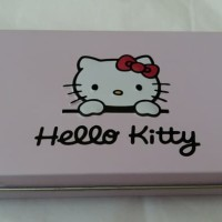 Hello Kitty Make Up Brush Set Barang Hot Sale