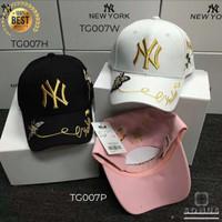 TOPI BASEBALL IMPORT NY NEWYORK MLB SPORT   HIGH QUALITY BORDIR NY8