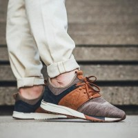 New Balance MRL 247 Luxe Knit Pack Brown Navy Premium Original Quality