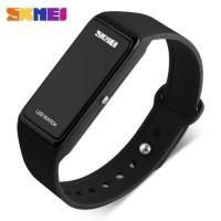 Jam Tangan Pria SKMEI Digital Sport Rubber Wristband LED Original 1265