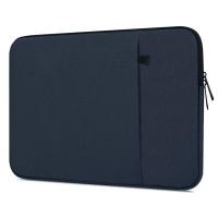 Tas Laptop / Softcase Nylon 15.6 inch Sleeve Case waterproof Dark blue