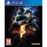 PS4 Resident Evil 5 (Reg 2/Eur/English)