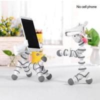 Flexible Tripod Horse / Kuda / Colt Style Smartphone Holder Stand Hand