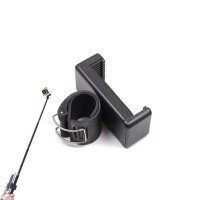 Attanta Holder Smartphone + Locking Clip Mount For Monopod Paling