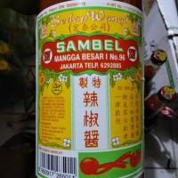 HOT SALE Sambal mangga besar sedap wangi 630 ml Terjamin