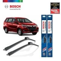 Wiper Mobil Frameless Toyota New Avanza 2013-on Bosch Clear Advantage