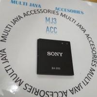Baterai / Batre Sony Ericsson Xperia ZR BA-950 2300mAh | Battery