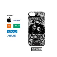 casing Samsung A20 A30 A50 A70 A80 Jack Daniels case