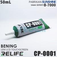 LEM LCD TOUCHSCREEN BENING RELIFE CP-0001 SAMA SEPERTI B7000 50mL