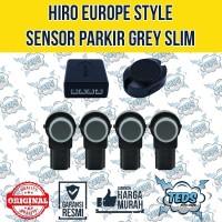 Hiro Sensor Parkir Slim Grey - Europe Style