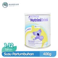 Nutricia Nutrinidrink Powder Vanila 400 gram