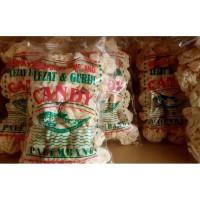 Kerupuk Ikan Keriting - Pempek Candy - ASLI Palembang