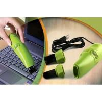 Vacuum Cleaner Vacum Mini USB Untuk Keyboard Laptop Computer PC