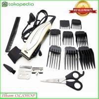 Hair Clipper Wigo W-520 Alat Mesin Cukur Rambut