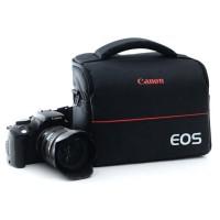 EOS Tas Selempang Kamera DSLR for Canon Nikon - A1705