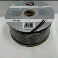 Kabel Speaker Pasif 2 x 150 1 roll 100m