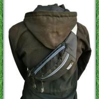 tas waist bag waistbag selempang groovy