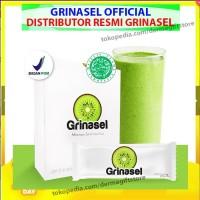 GRINASEL ORIGINAL 1 BOX ISI 15 SACHET FIBER DIET DETOX