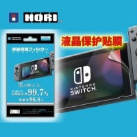Hori Nintendo Switch Anti-Scratch Crystal Clear HD Screen Protector Fi