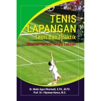 Tenis Lapangan – Made Agus Dharmadi
