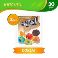 Nutrijell Coklat 3 pcs