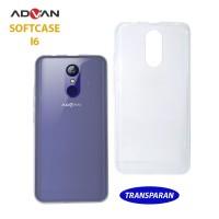 Softcase Advan i6 Silikon Case I6 Jelly Case Advan i6