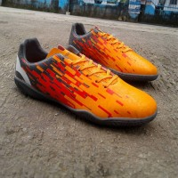 TERMURAH! Sepatu Futsal Original Ortuseight Blizzard in Tangerine NEW