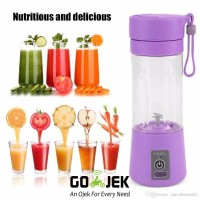 Blender Mini Portable Jus Juice Cup Electric 380ML Rechargeable - B115