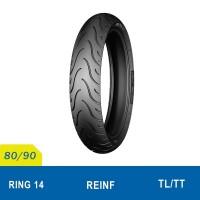 Ban Motor Michelin Pilot Street 80/90 - Ring 14 - Tubeless