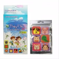 Stiker Anti Nyamuk Baby Flow - Mosquito Repellent Patch