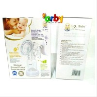 IQ Baby Manual Breast Pump - Pompa ASi Manual