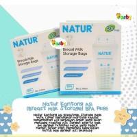 Natur Kantong ASI (Breast Milk Storage) BPA Free-Isi 30