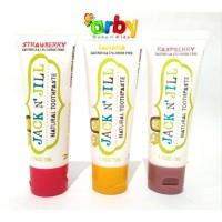 Jack n Jill Toothpaste Odol Bayi Organik - 50g